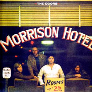 винил the doors - morrison hotel