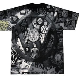 vw футболка с логотипом авто фольксваген