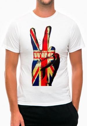 футболка the who victory