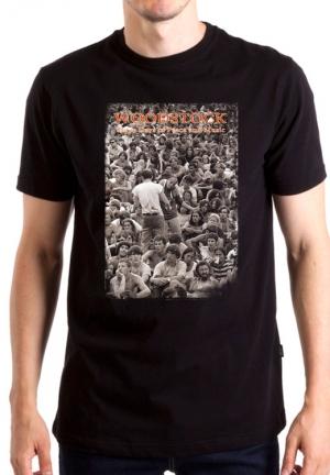 футболка woodstock three days