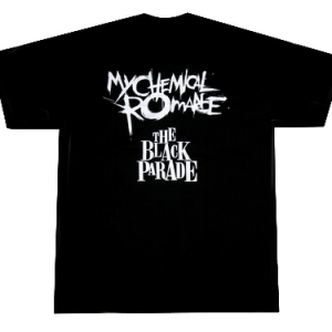 заказать футболку my chemical romance