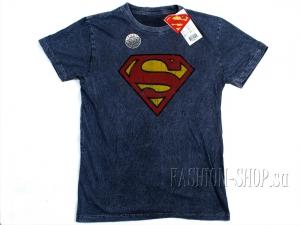 заказать футболку супермена - superman logo