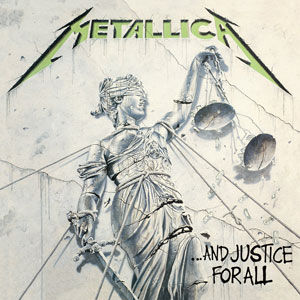 "30 лет альбому Metallica - ""…And Justice for All"""